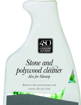 4 Seasons Outdoor Stone polywood cleaner